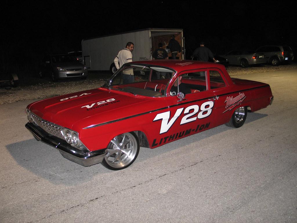 4 Car Garage >> Monster Garage's Milwaukee Electric Car | This car was built… | Flickr
