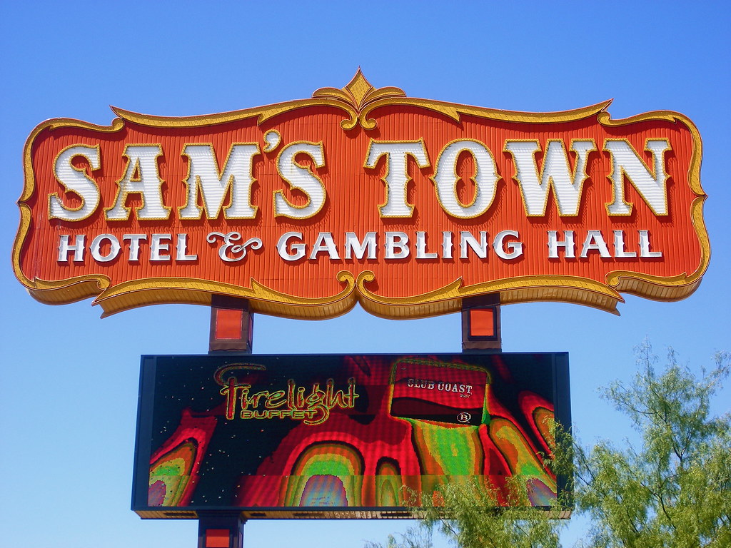 Sam S Town Room Rates