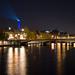 Vue sur le Pont du Carrousel depuis le Pont des Arts