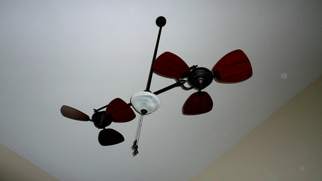Coolest Ceiling Fan Ever Flickr Photo Sharing