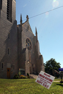 Dozynki Festival, St. Stanislaus Church | by WNPR - Connecticut Public Radio