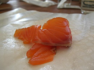 Vue de Monde Smoked  Salmon AUD18 per kg - Jones The Grocer, Chadstone | by avlxyz