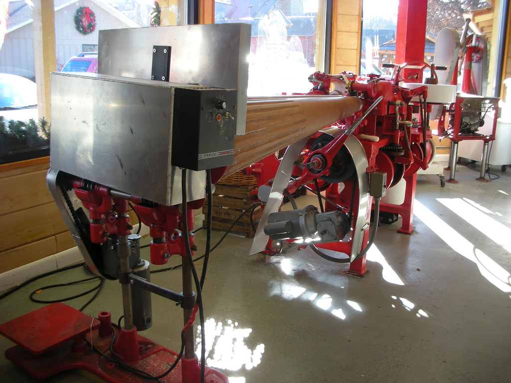 taffy making machine