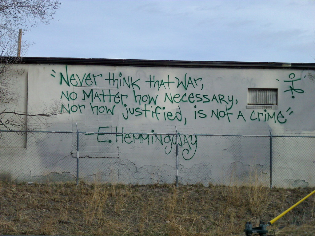 Graffiti Quote One Of My Favorite Quotes Scrawled On