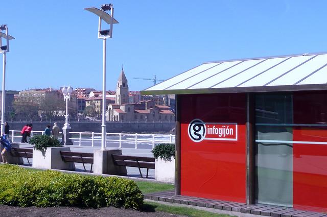 Oficina de turismo gij n infogijon flickr photo sharing for Oficina turismo asturias
