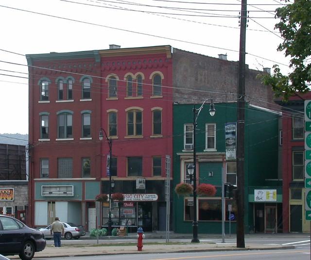 Binghamton gay bars
