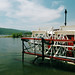 Docked Ferry