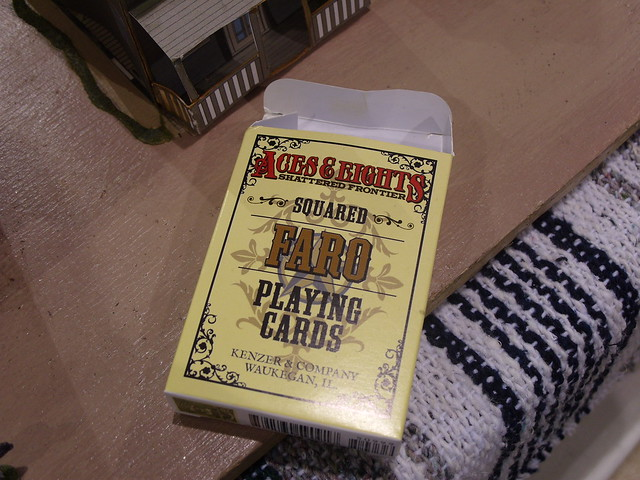 how to faro cards