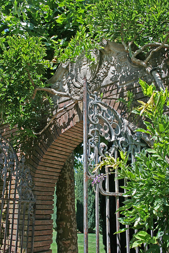 Filoli Gardens - Gates to the Walled Garden | by Jill Clardy
