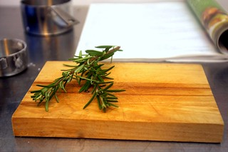 rosemary, waiting | by smitten kitchen
