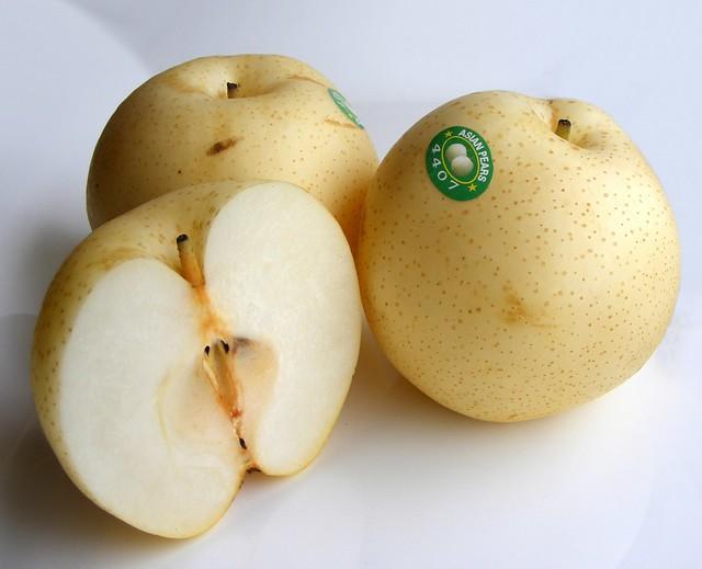 Asian pears wiki