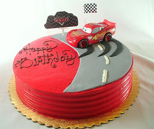 Birthday Cake Cars Start your engine and get in gear to ...
