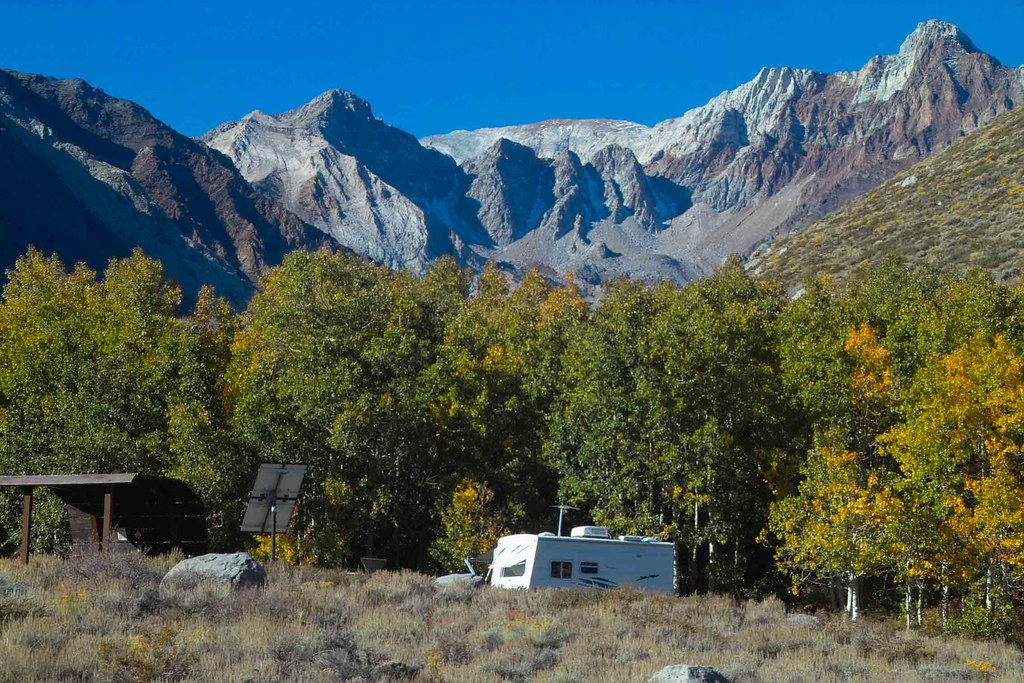 Convict Lake Campground California Convict Lake Campground