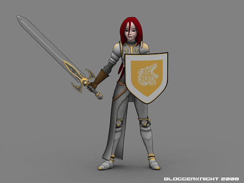 Joan of arc and alter 3d hentai - 2 8