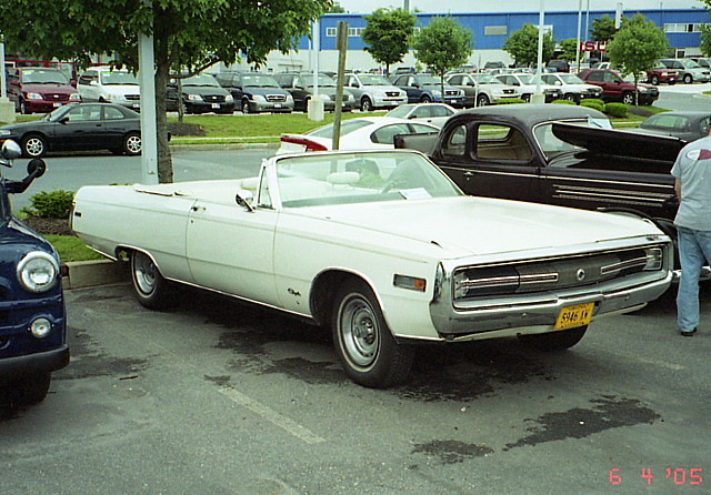 1970 Chrysler 300 Convertible Chrysler Product Owners