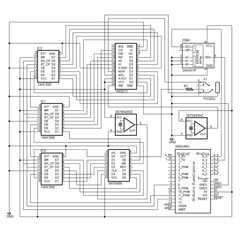 VGM Player Circuit Schematic | by luis2048