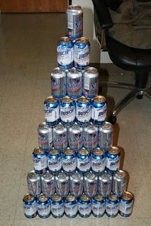 Beer pyramid | by _WilliamE_