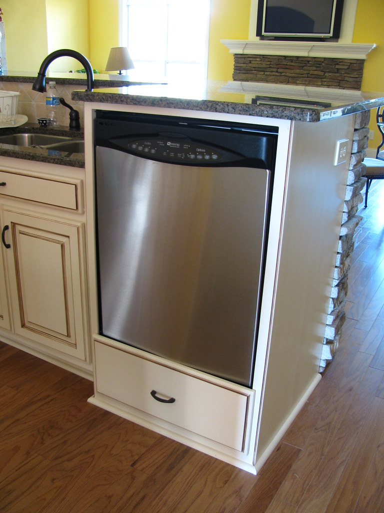 Raised Dishwasher Opengatehomesllc Flickr