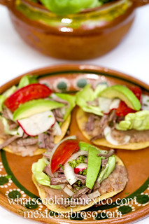 Salpicon tostadas | by arimou0
