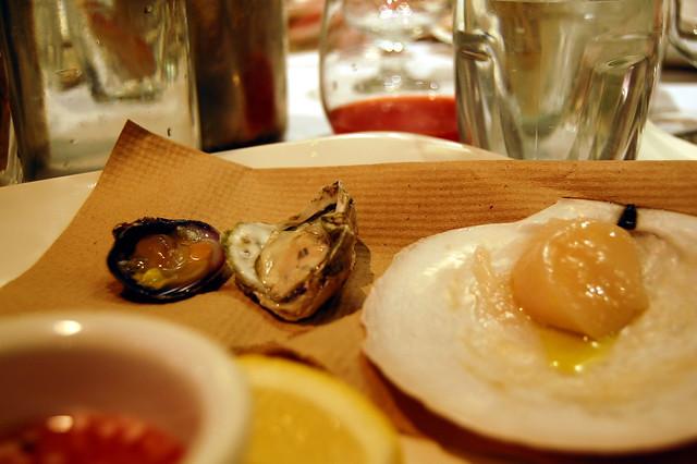 Coney Island Seafood White Rock Menu