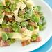 fresh fava pancetta pasta