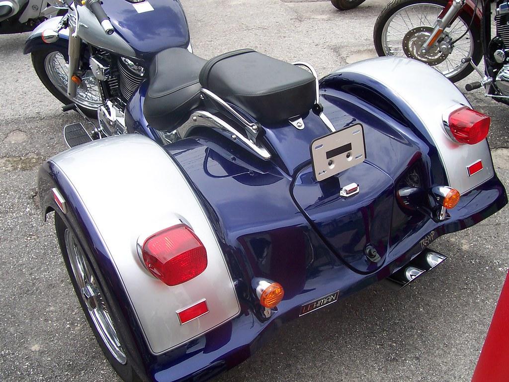 Lehman trike rear Axle Instructions