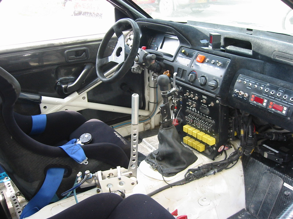 p6 fmc wrc interior ford escort wrc more rally pics here flickr. Black Bedroom Furniture Sets. Home Design Ideas
