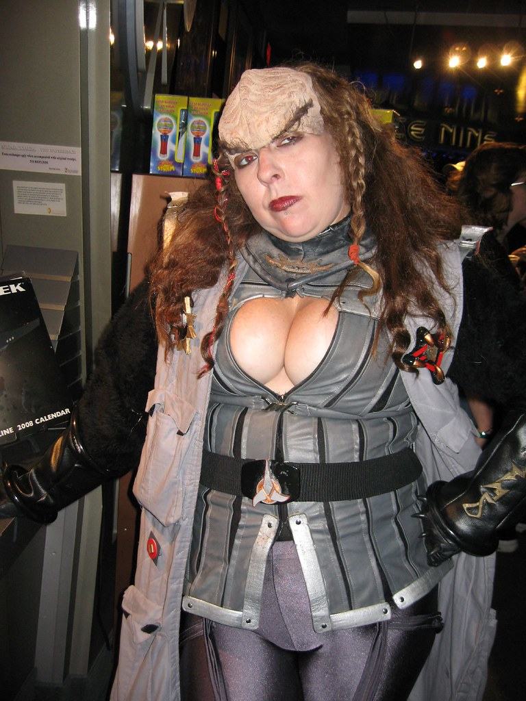 Klingon Female | Charl... Up Characters Names