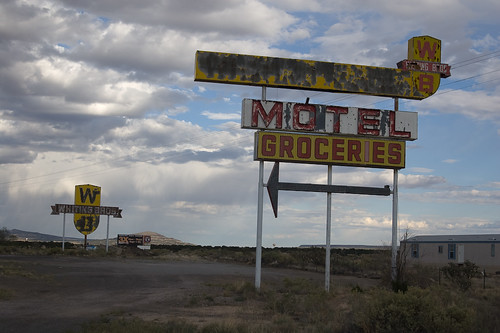 Whiting Bros Motel