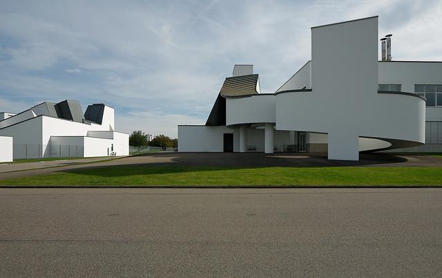 vitra factory weil am rhein vitra industrial site with bu flickr. Black Bedroom Furniture Sets. Home Design Ideas