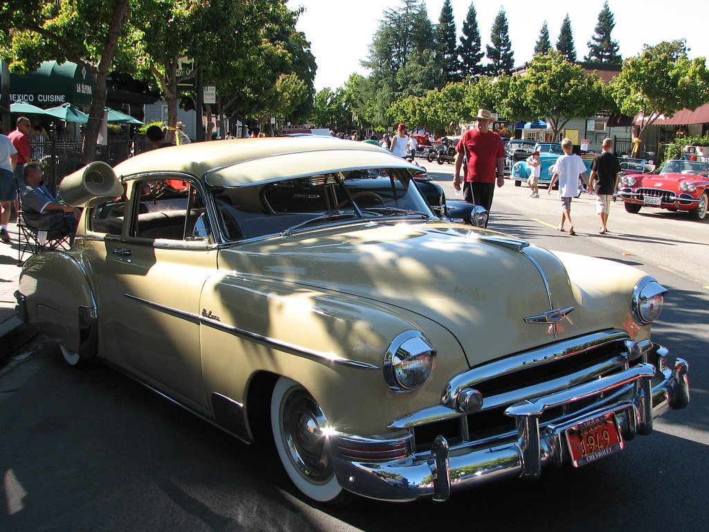 1949 Chevrolet 2 Door Fleetline Deluxe Krk 719 2 Flickr