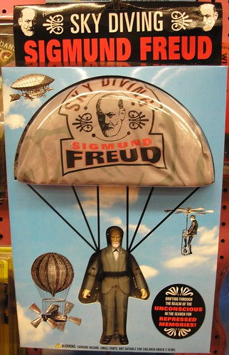 Sky Diving Sigmund Freud