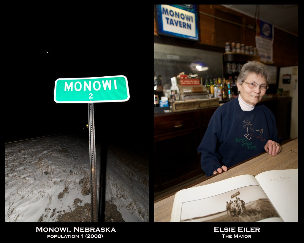 Monowi The Smallest Town In The Usa And Its Mayor Queen