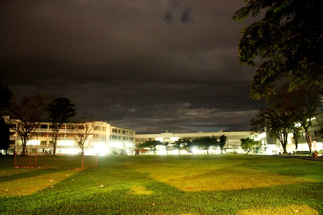 DWCC at Night | DIVINE WORD COLLEGE OF CALAPAN The history ...