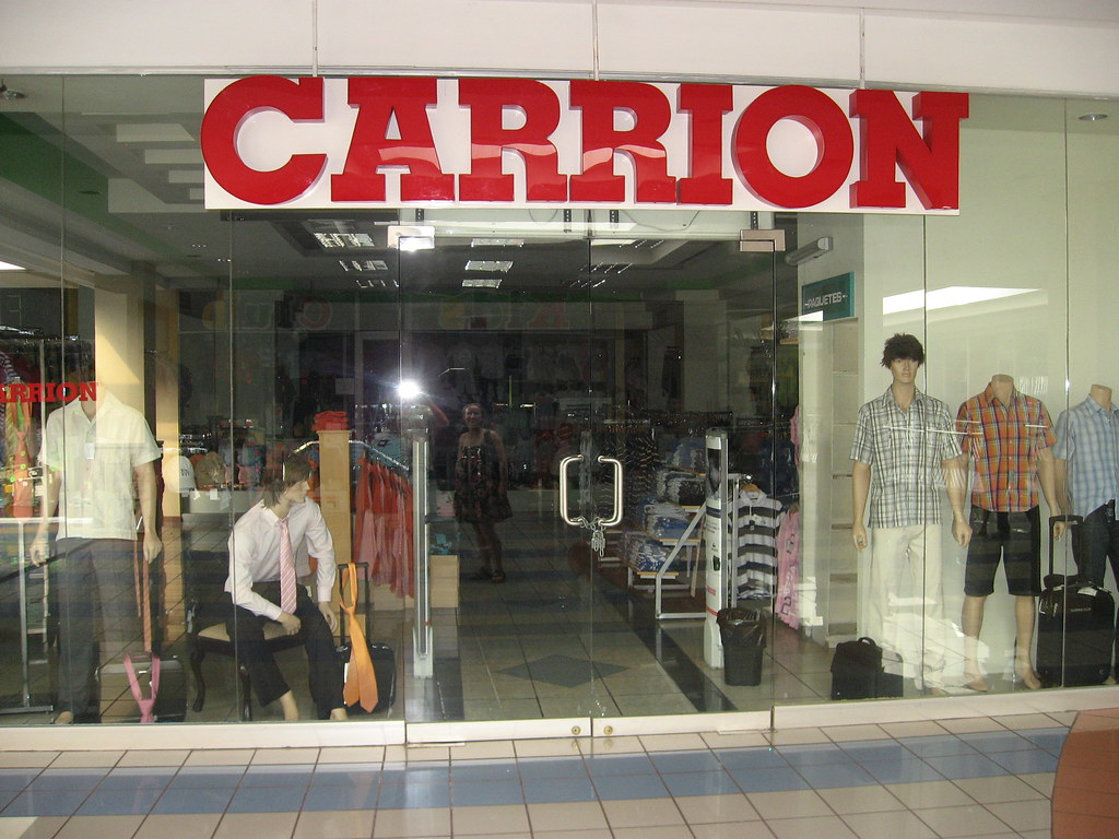 Funny clothing store names