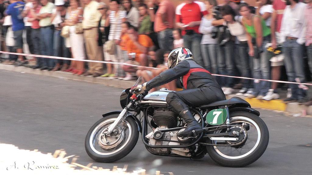 Circuito Urbano La Bañeza : Gp de motociclismo la bañeza carrera