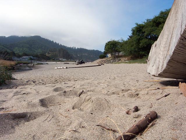 Part Of Neskowin Beach Flickr Photo Sharing