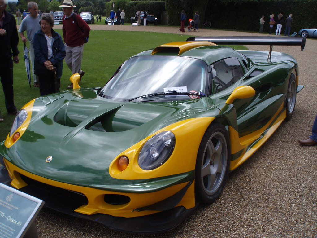1997 lotus elise gt1 chassis 1 lotus had previoously been flickr. Black Bedroom Furniture Sets. Home Design Ideas