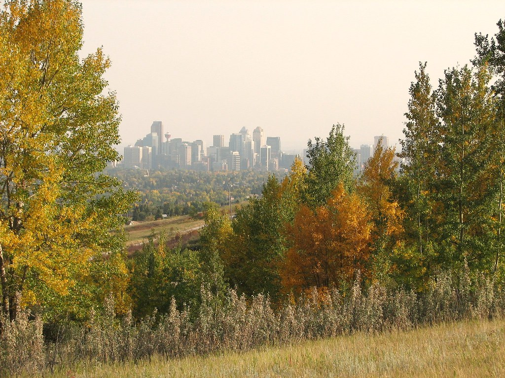 Nose Hill Park in Calgary, Canada | Nose Hill Park in ...