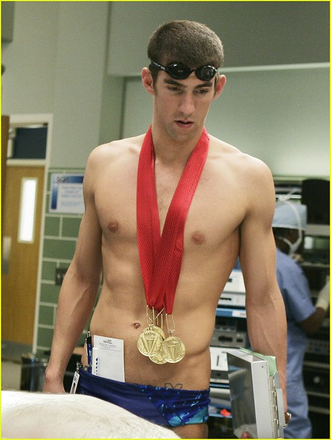 Michael Phelps Greys Anatomy 05 Federico Flickr