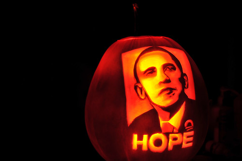 Barack O'Lantern | by Aidenag