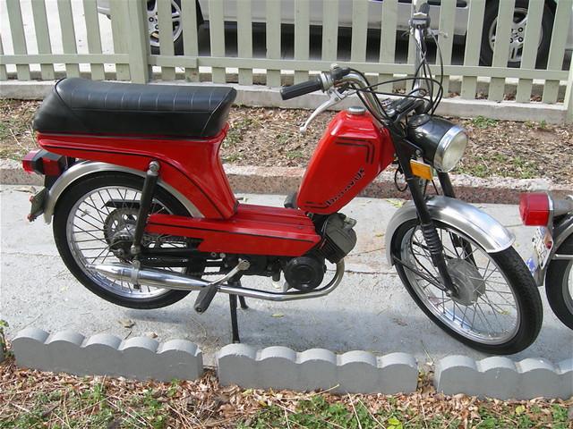 Batavus Moped Starflite 1977 Batavus Starflite my
