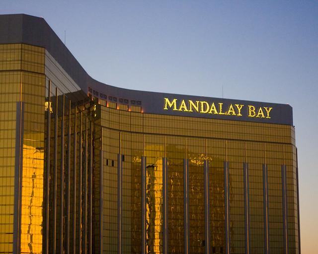 Mandalay Hotel Room