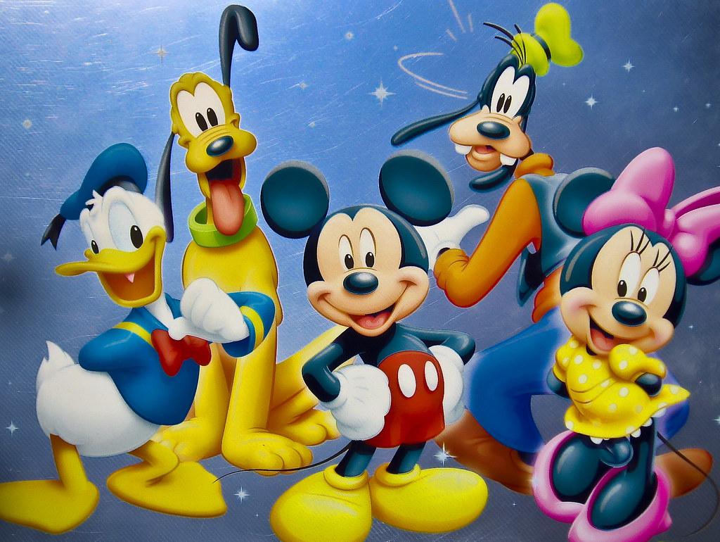 Disney Minnie Mouse Birthday Cakes