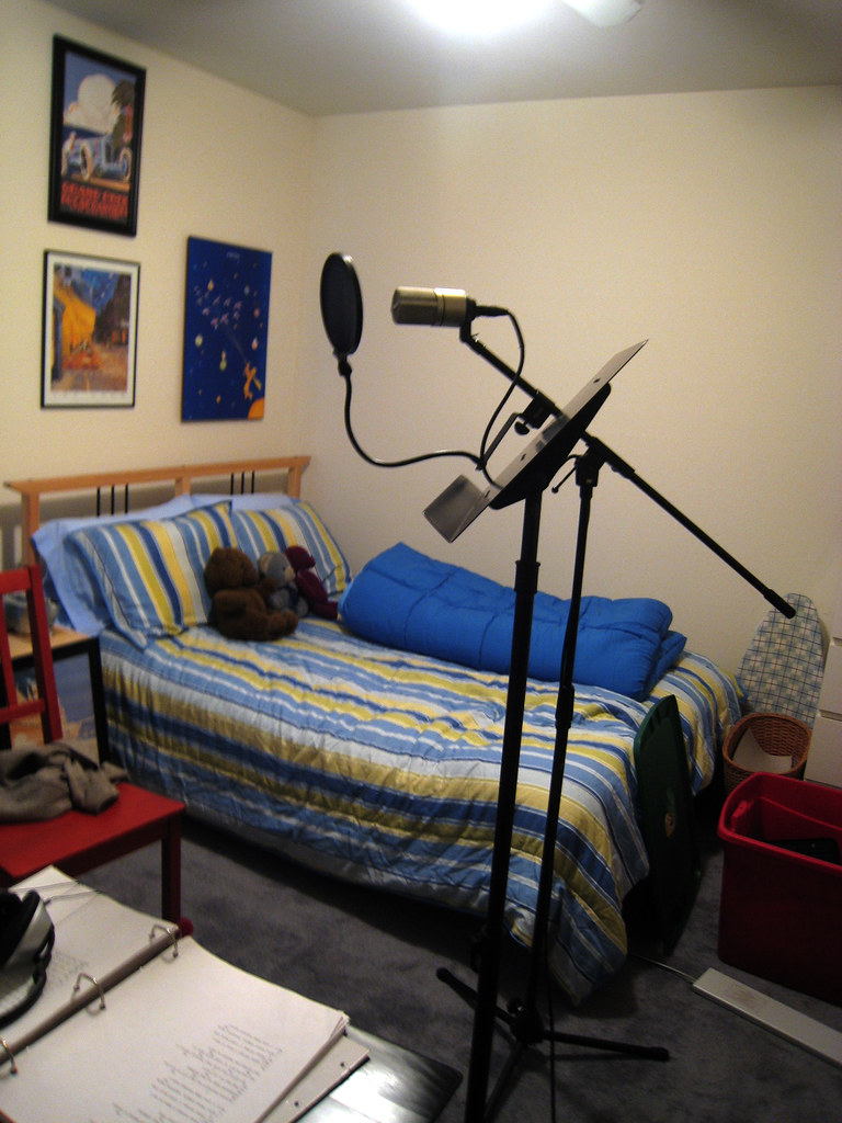 Simple Bedroom Recording Studio bedroom recording studio | carpetcleaningvirginia