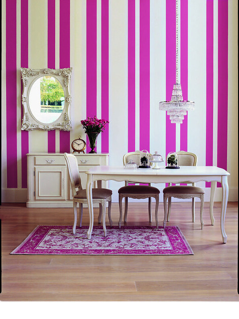 Pink Dining Roomset Beautiful Roomsets By Laura Ashley