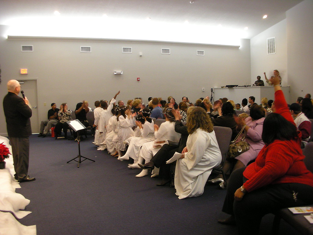 Children S Church Activities Room