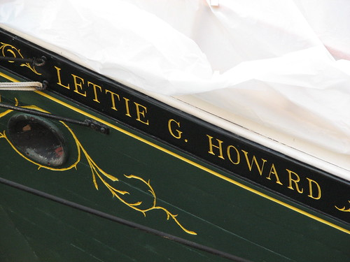 The Lettie G. Howard | by epicharmus