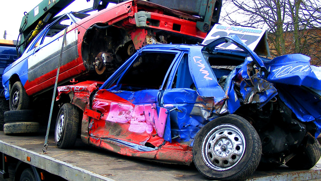 Image result for scrap cars