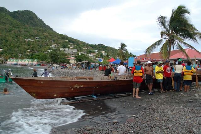 Kalinago Canoe Crossing, Dominica | Kalinago Canoe ...
